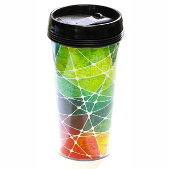 cana plastic personalizata termoizolanta cadouri timisoara 1 Termos