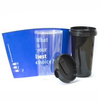 cana plastic personalizata termoizolanta cadouri timisoara 2 Termos