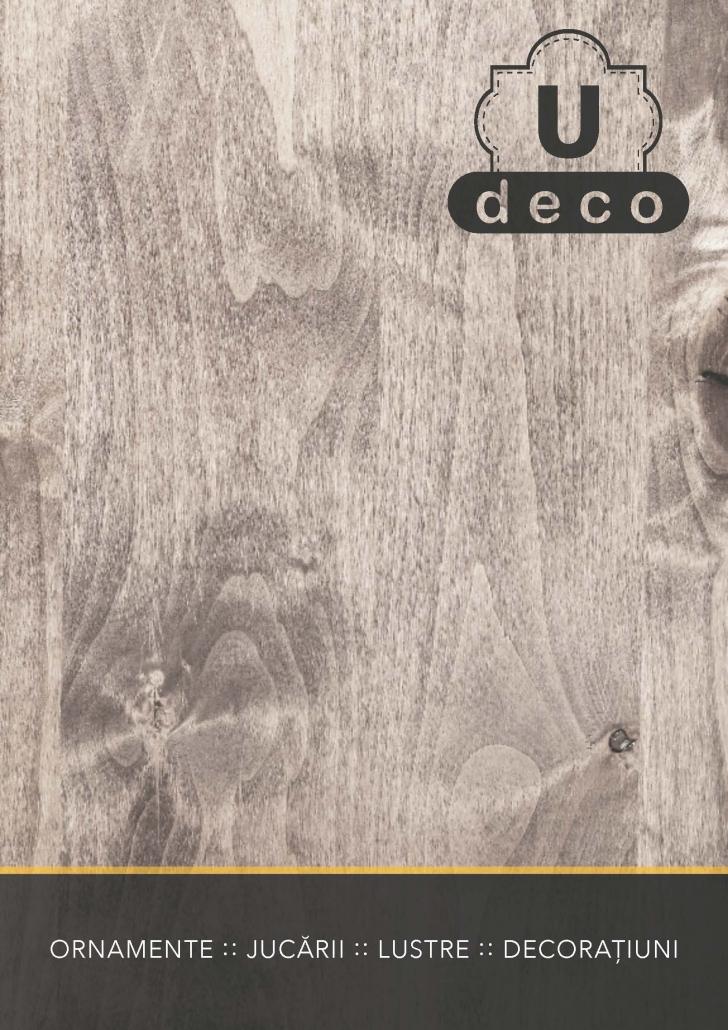 U deco Produse lemn demo 728x1030 Cataloage Produse Promotionale