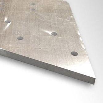 aluminiu debitare timisoara waterjet 3 Inox. Aluminiu. Otel. Cupru