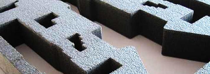 debitare waterjet apa cauciuc plastic poliuretan timisoara 1 Cauciuc. Mase plastice