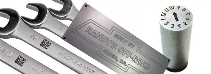 gravura industriala timisoara marcare 3 Piese Metalice