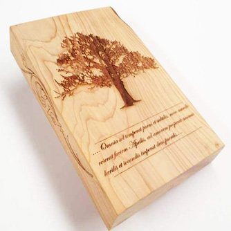 gravura lemn promotionale gravare timisoara 8 Produse Lemn