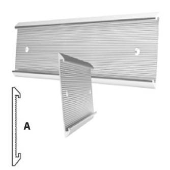 suport usa simplu timisoara Sisteme de afisaj livrare aluminiu, afisaj usi
